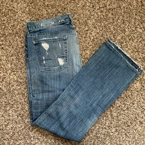 Women's Seven7 bootcut jeans size 32